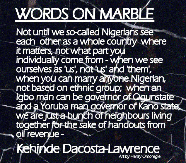 words on correct marble KDL