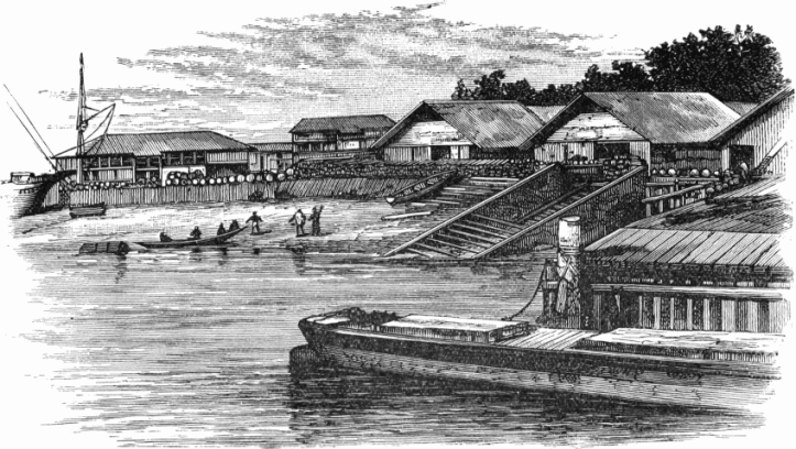 NIGER DELTA IN 1800S